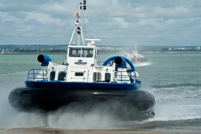 Foto: Hovertravel Ltd