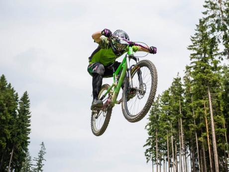 Lipno Bike Park - Foto: lipnoservis.cz
