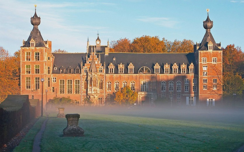Universiteit Leuven - Foto: Jim Trodel (Flickr))