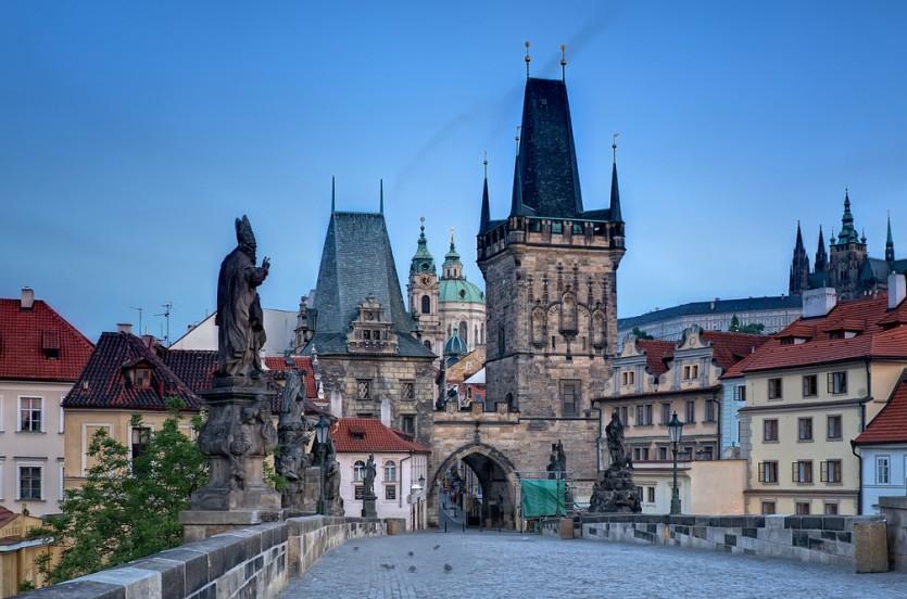 Praag - Foto: Pedro Szekely (Flickr)
