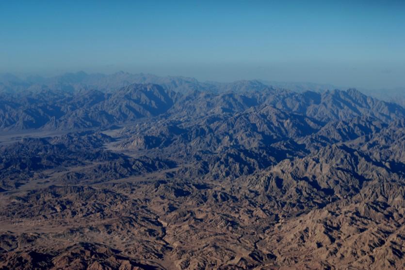 Sinai - bron:  Wilhelm Joys Andersen (Flickr)