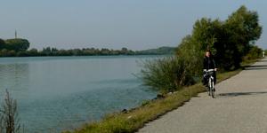 Donauradweg - Foto: Kaja Bilek (Flickr)