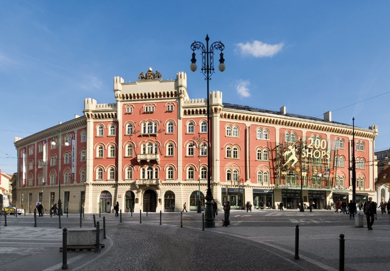Palladium Praag - Foto: Palladiumpraha.cz